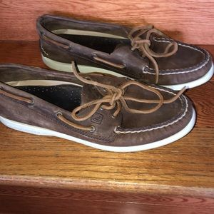 Sperry Boat shoes! Great condition